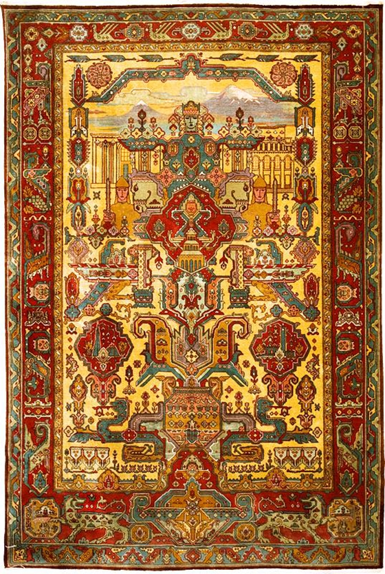 7. Carpet design