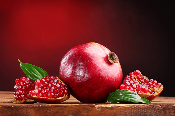 9. Pomegranate