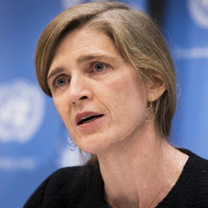 Samantha Power image